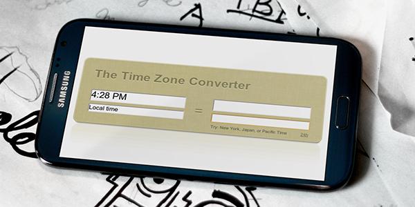 thetimezoneconverter