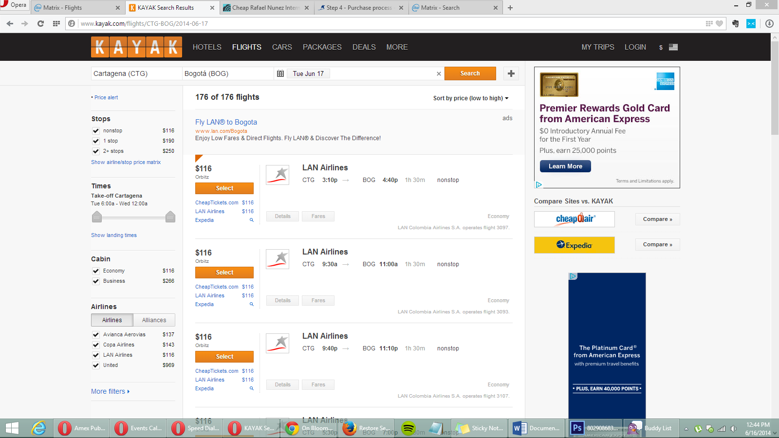 which website has cheapest airline tickets