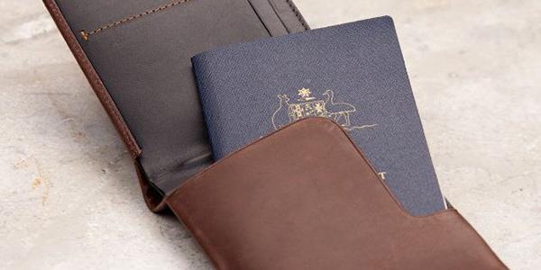 Travel wallet this. (Kuhlman / Flickr)