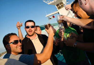 The Official Boozing Policies for the High Seas