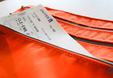 The F1 Seat Pak Makes Sure You Don't Leave it Behind in the Airline Seat Pocket