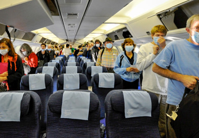 Germs on a Plane! It Pays To Be a Hypochondriac