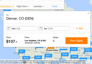 Got a Budget? KAYAK Explore Is the Search Tool You Probably Need