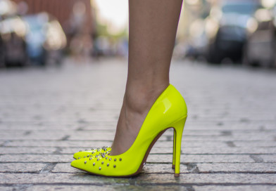 The Real Reason High Heels Don't Fly at the Airport