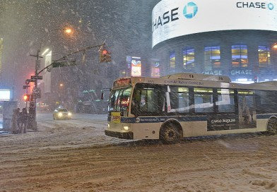 Airlines Waive Change Fees in Preparation for Winter Storm Jonas