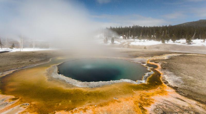 Yellowstone NPS / Flickr